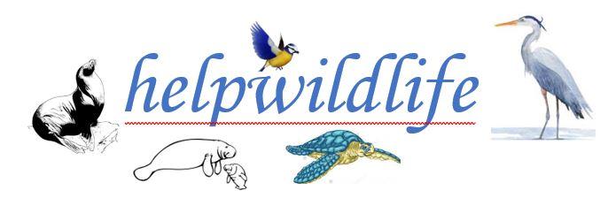 helpwildlife logo